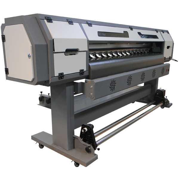 digital pvc vinyl printer for flex banner printing machine in Uganda