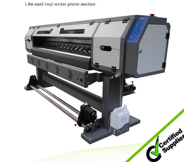 digital pvc vinyl printer for flex banner printing machine