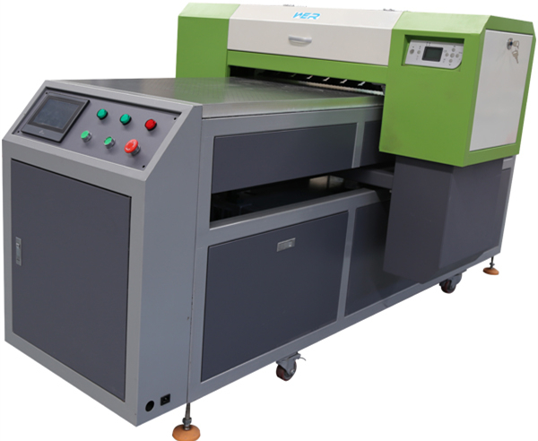 A1 Small Format UV Flatbed Inkjet Printer