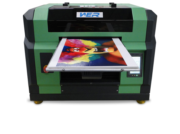 A3 Size DX5 Head WER-E2000UV Uv Digital LED Printer