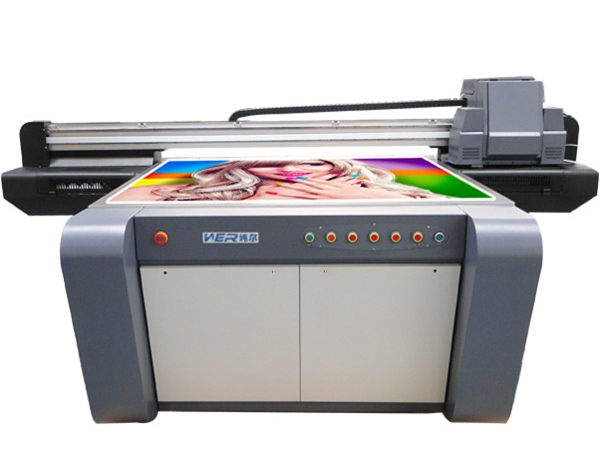 A0 Mini UV Flatbed Digital Printer
