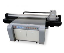 Large LED UV Printer with Epson Printhead in Laos
