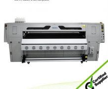 Wer-D4880UV High Quality Any Substrate Usage UV Printer in Tajikistan