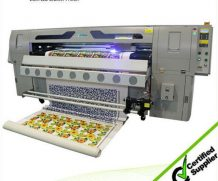 Good Printing Effect LED UV Flatbed Printer FT2512h with Konia Printhead in Uruguay