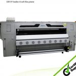 Most reliable A3 WER-E2000UV small size uv desktop uv printer