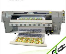 Wer-ED2514 CE ISO Approved High Quality, Big Format Glass Printer Machine in Indonesia