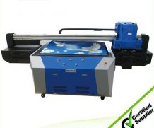 Large Printing Size 2.5m*1.22m UV Flatbed Printer with Good Printing Effect in Niger