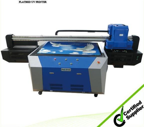 2016 hot !!! A2 WER-EH4880UV for hard materials print resolution 2880*5760dpi wood glass metal acrylic pvc board,wood printers