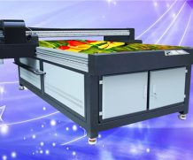Shanghai Wer 4800 Digital UV Card Printing Machine in Switzerland