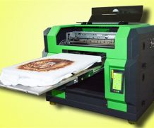 UV Flatbed Printer 2.5m*1.25 M, Digital Printing Machinery in New Zealand