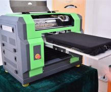 Ce SGS Approved A2 UV Flatbed Printer for PVC Board in Jakarta