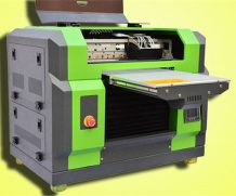 Hot Sale CE ISO Approved Hard Material Printed A1 UV Printing Machine in Denmark