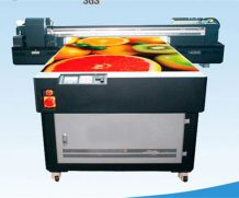 Docan Small Size Ricoh Gen 5 UV Flatbed Printer with Good Printing Effect in Accra