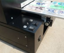 Glass Ceramic Leather Wood Metal Canvas Printing Machine in UK