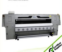 Konica Large Size Flat UV Printer (3.05m*2.0m) with Good Printing Effect in Egypt