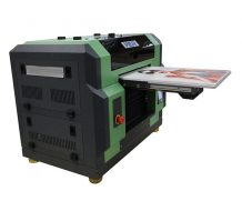 New Condition and Card Printer, Cloths Printer, Tube Printer Usage UV Flatbed Printing Machine Price in Ghana