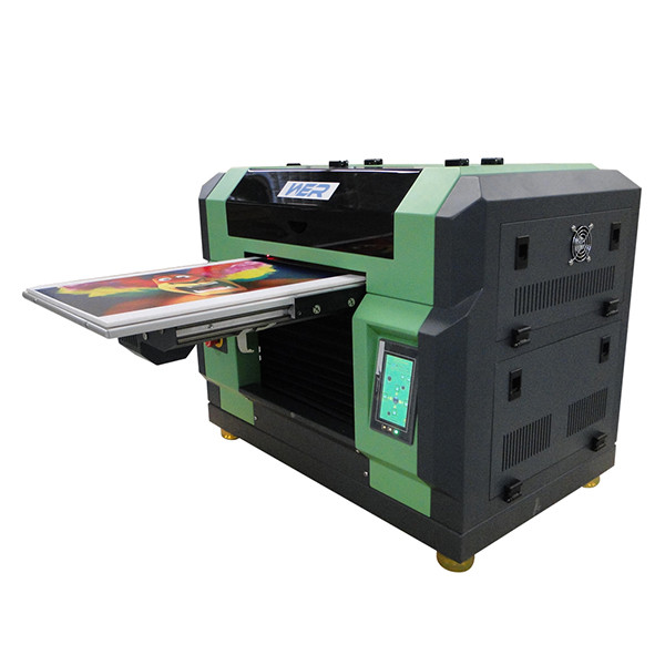 2016 Perfect performance wood printing flatbed uv printer a3