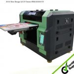 Docan Small Size Ricoh Gen 5 UV Flatbed Printer with Good Printing Effect in Mali