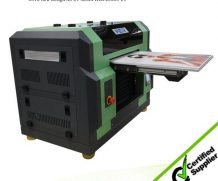 Wer-D4880UV High Quality Any Substrate Usage UV Printer in Romania