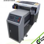 CE ISO Approved High Quality Inkjet Printer Type and New Condition UV Inkjet Printer in Barbados
