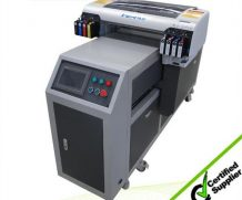 Wer-D4880UV Ce ISO Approved Lowest Price A2 UV Printer in Cairo