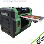 Top selling A3 size WER-E2000UV flatbed inkjet printer