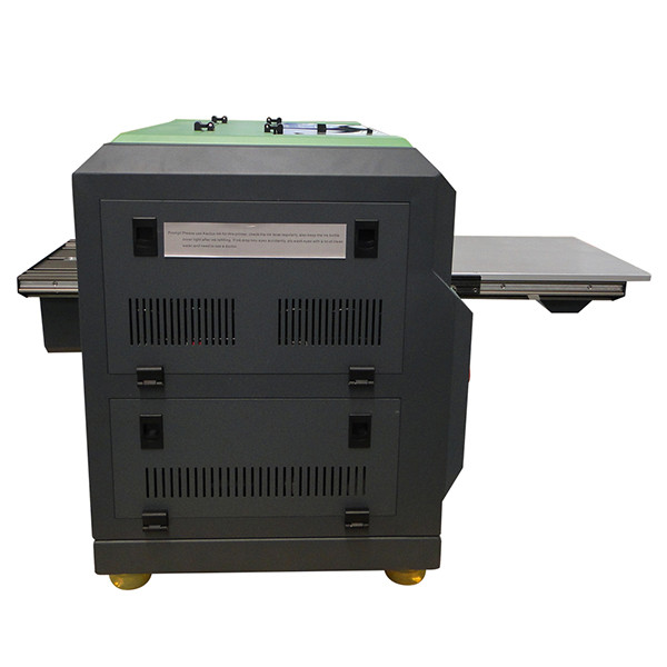 Docan Small Size Ricoh Gen 5 UV Flatbed Printer with Good Printing Effect in Luxembourg
