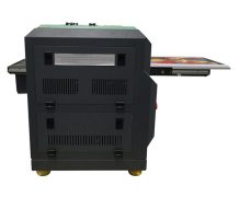 CE Certificated A2 Jet Mini LED-UV Flatbed Printer for Glass in Yemen