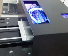 A3 329mm*600mm Small Business Card UV Printer in Chad