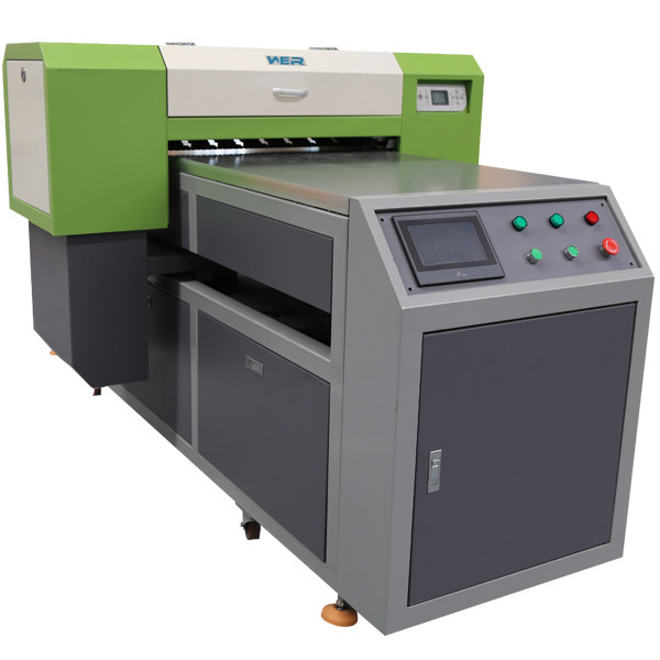 High Quality Large Format UV Flatbed Printer (2.5m*1.22m) with Ricoh H220 Printhead in Kazakhstan