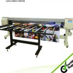 8 color UV digital flatbed printer A3 size 1440dpi