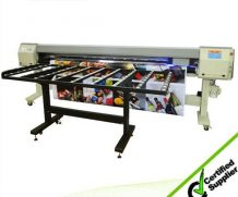 Two Piece Dx5 Head LED UV Printer for Large Ceramic in Norway