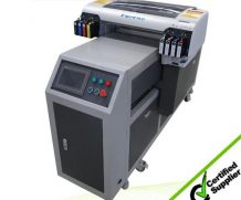 Large Flated Konica 1024 UV Printer with Good Printing Effect in Laos