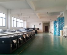 Shanghai Wer 4800 Digital UV Card Printing Machine in Kazakhstan