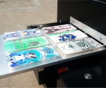 High Resolution A2 UV Flatbed Printer with 395 Nm LED UV Light in Bangladesh