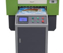Ce SGS Approved A2 UV Flatbed Printer for PVC Board in Guinea