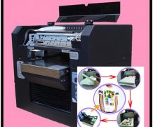 Hot Selling UV Flatbed Printer Konica for Glass and Ceramic Tile Printing in Chile