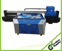 High Speed A2 Two Head Plastic UV Flatbed Printer in Gambia