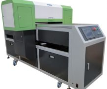 CE Approved WER-EH4880UV Inkjet LED UV Flatbed Printer in Bangkok