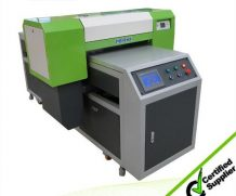 Ce Certificate Wer China A2 4880 UV Flatbed Printer in Myanmar