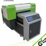 8 Colors Big Volume Production High Speed Industrial UV Printer, in Colombia