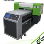 Reasonable price a2 size with dx5 head eight colors WER-EH4880UV multifunction digital flatbed printer