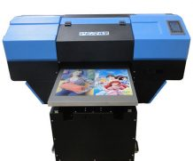 Wer-D4880UV, CE ISO Approved Flatbed UV LED Printer in Gabon
