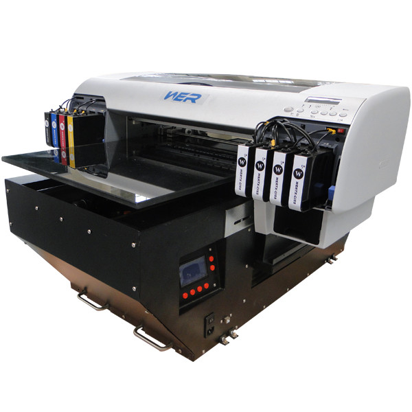 Wer-ED2514UV CE ISO Approved High Quality Ceramic UV Printer in Albania