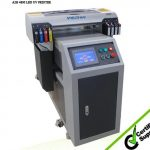 Best New products UV flatbed printer digital low cost glass printing machine