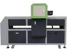 CE and ISO Approved Inkjet UV Hybrid Flatbed Printer in USA