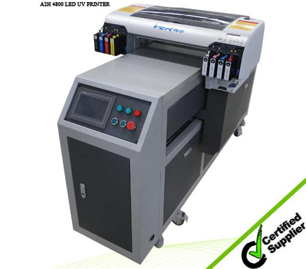 SGS Certificate A2 Small LED UV Printer for Phone Cover in Islamabad