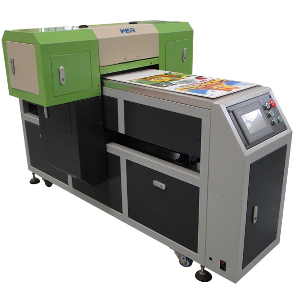 High Resolution A2 UV Flatbed Printer with 395 Nm LED UV Light in Philippines