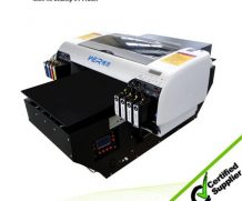 Wer-Ep2514UV CE ISO Approved High Quality Best Service Brother Jet UV LED Printer in Namibia