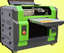 A2 42cm*120cm 4880 Multifuctional LED UV Flatbed Printer in Iraq